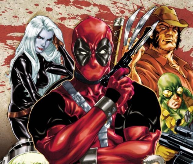 X-Men Origins: Deadpool (2010) #1 | Comics | Marvel.com X Men Deadpool Drawings