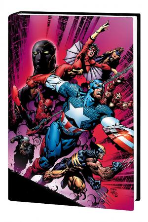 New Avengers Vol.3: Secrets and Lies (Hardcover)