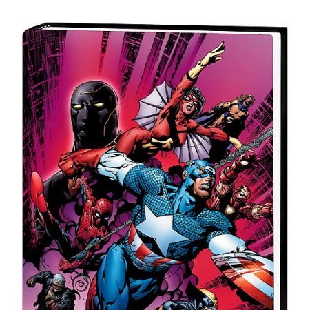 NEW AVENGERS VOL.3: SECRETS AND LIES PREMIERE HC #0