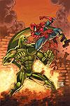 MARVEL ADVENTURES SPIDER-MAN (2007) #8 COVER