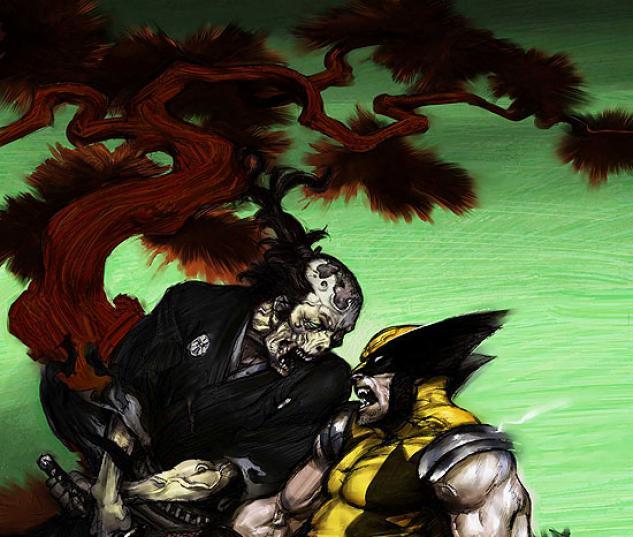 WOLVERINE: SOULTAKER (2006) #3 COVER