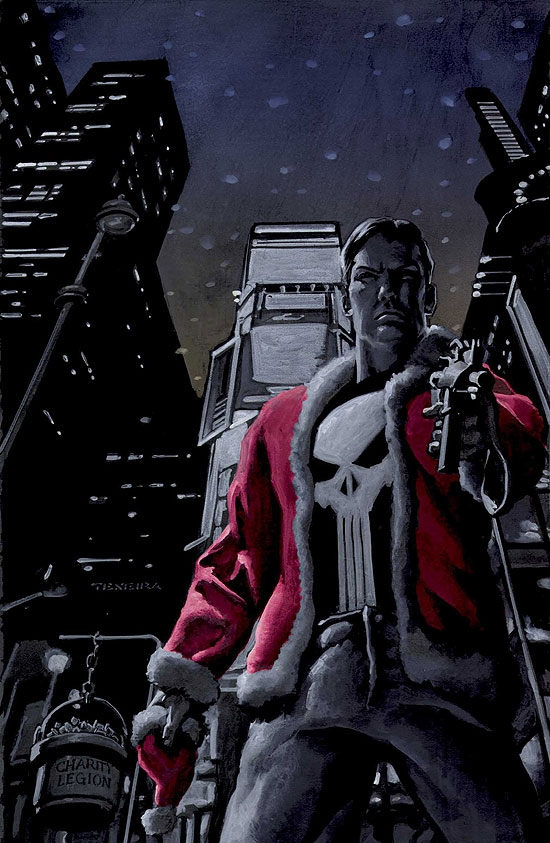PUNISHER: VERY SPECIAL HOLIDAYS TPB (Trade Paperback)