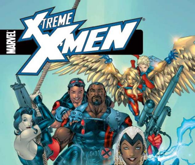 X-TREME X-MEN VOL. II TPB #0