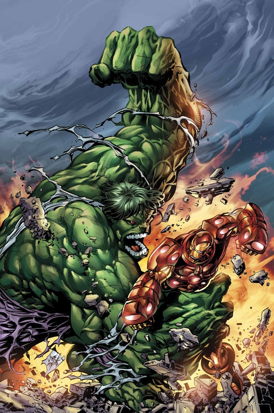 Incredible Hulk (1999) #74