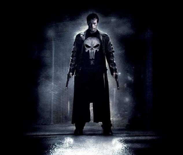 PUNISHER: THE MOVIE (2003) #1 COVER