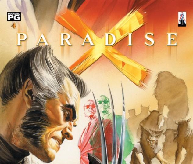 Paradise X #4