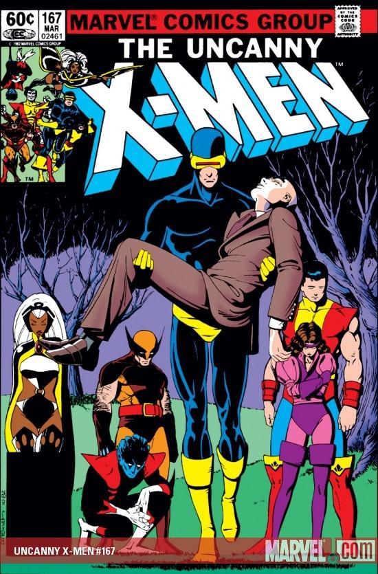 Uncanny X-Men (1963) #167