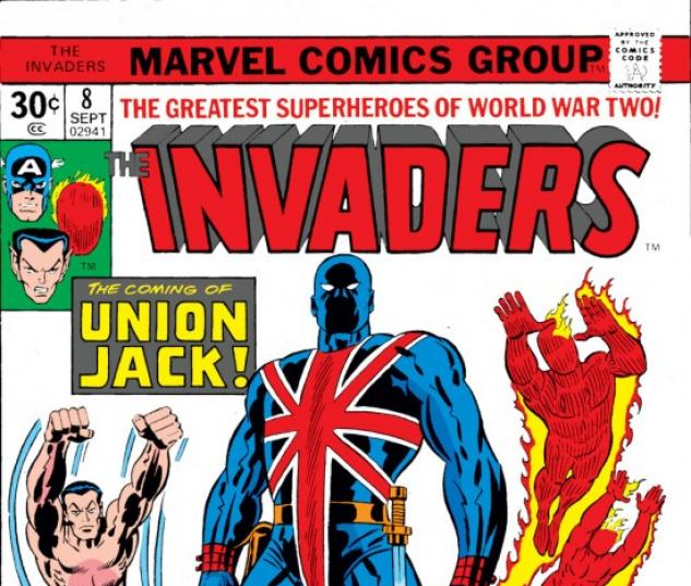Invaders, The #8
