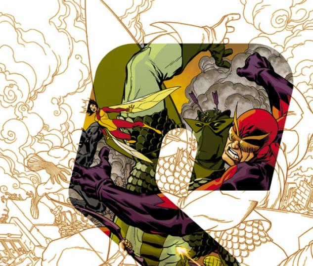 AVENGERS: EARTH'S MIGHTIEST HEROES II #8 COVER