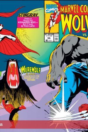 Marvel Comics Presents (1988) #55