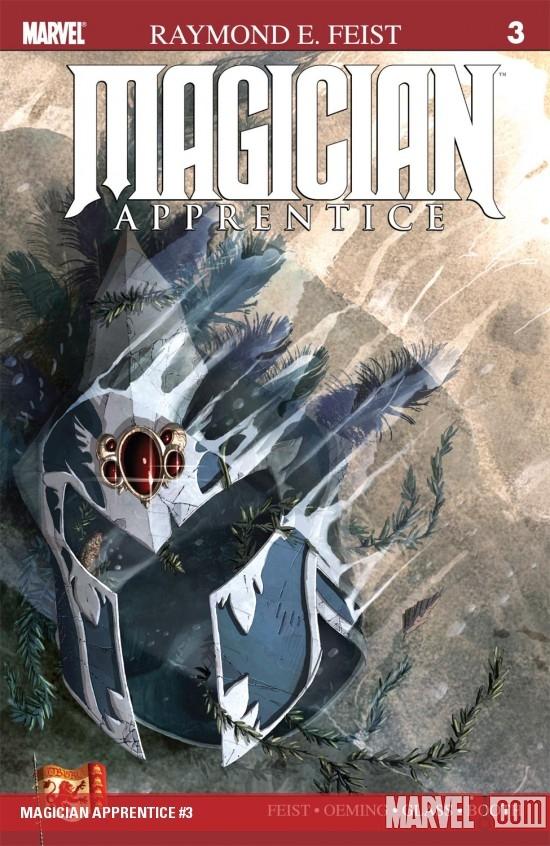 Magician Apprentice (2006) #3
