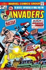 Invaders (1975) #3 cover
