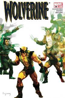 Wolverine (2003) #59