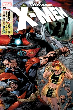 Uncanny X-Men: Rise & Fall of the Shi'ar Empire (Hardcover)