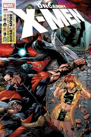 Uncanny X-Men #475