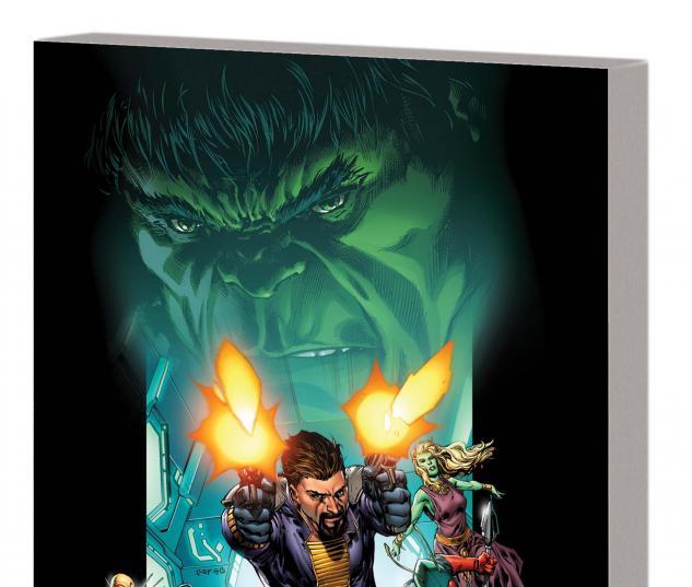 Incredible Hulks: Enigma Force - Dark Son