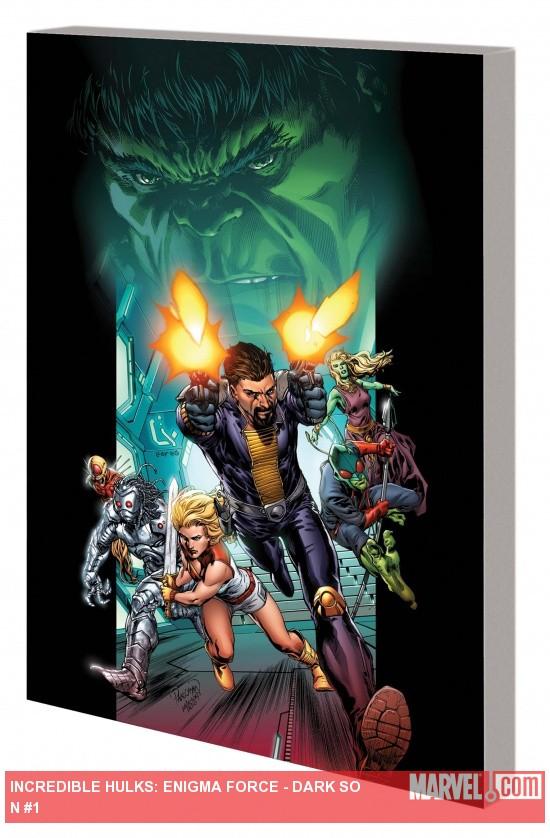 Incredible Hulks: Enigma Force - Dark Son (Trade Paperback)