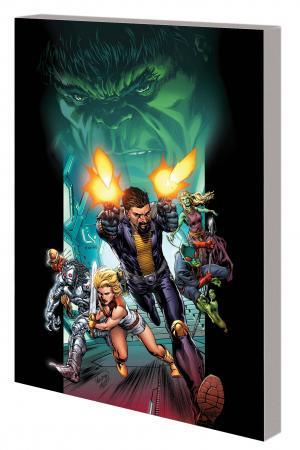 Incredible Hulks: Enigma Force - Dark Son (Trade Paperback)