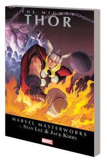 Marvel Masterworks: The Mighty Thor Vol. 3 (Trade Paperback)