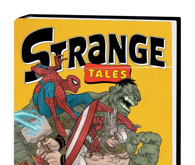 Strange Tales II HC