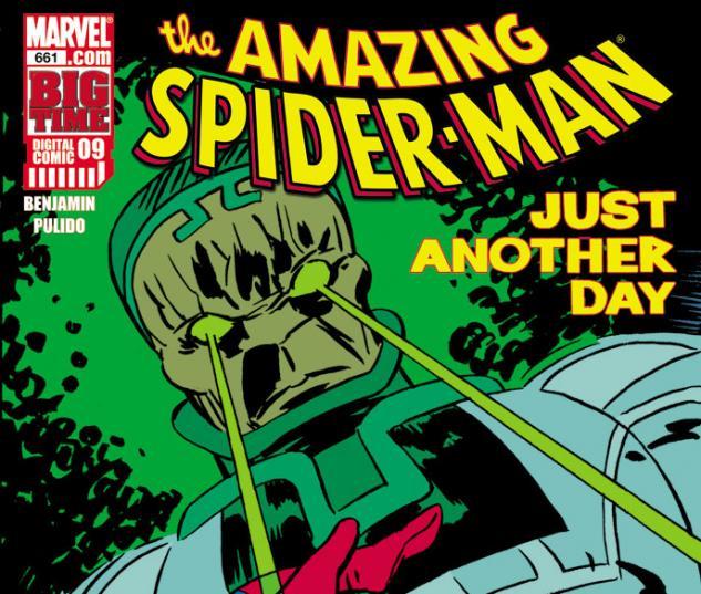 Spider-Man: Big Time #9