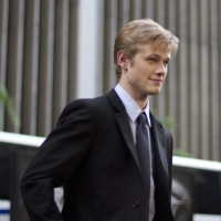 Lucas Till (Havok) at the 'X-Men: First Class' red carpet event in NYC
