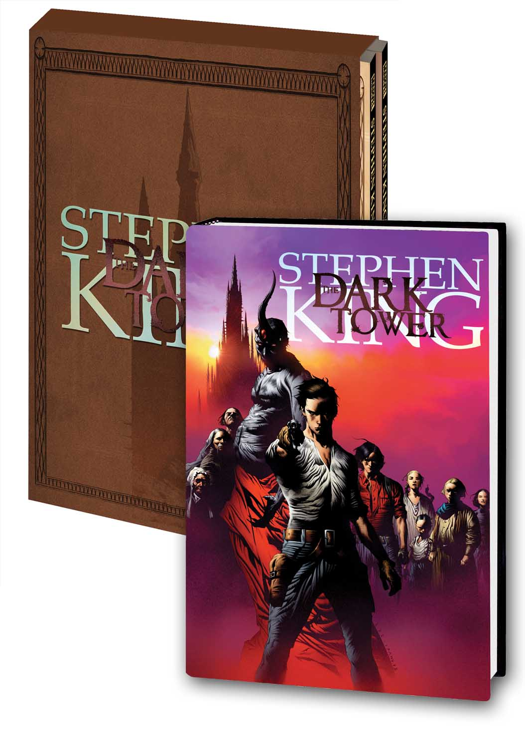 Dark Tower Slipcase (Hardcover)
