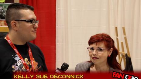 FanExpo Canada 2011: Writer Kelly Sue DeConnick
