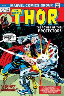 Thor (1966) #219