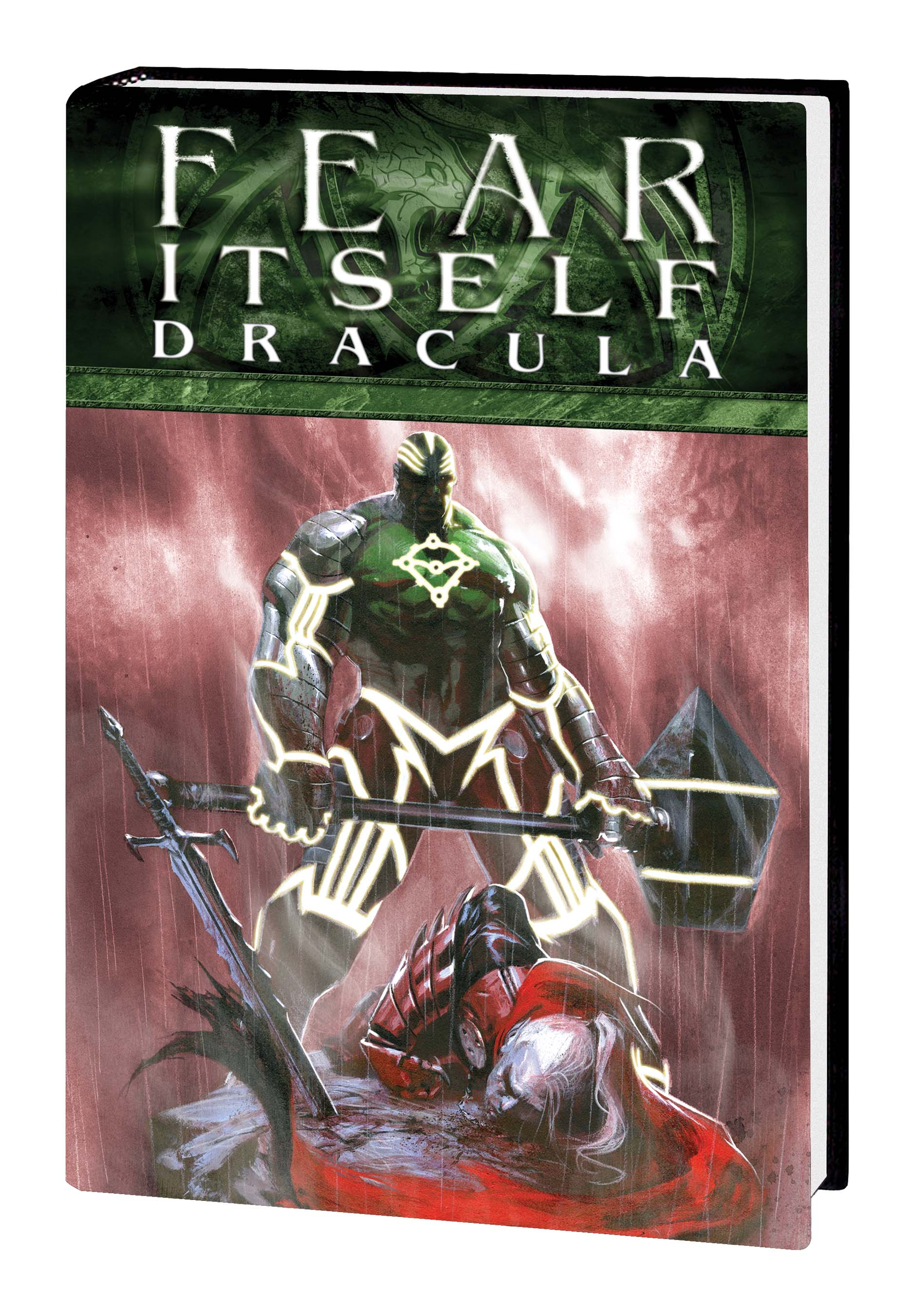 Fear Itself: Hulk/Dracula (Hardcover)