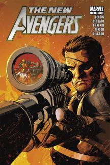 New Avengers (2010) #9