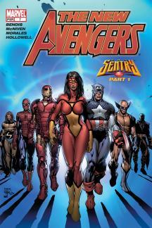 New Avengers Vol.2: Sentry (2006)