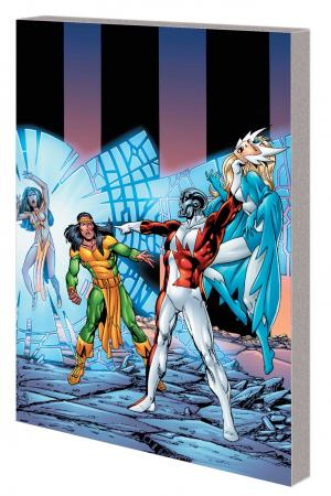 ALPHA FLIGHT CLASSIC VOL. 3 TPB (Trade Paperback)