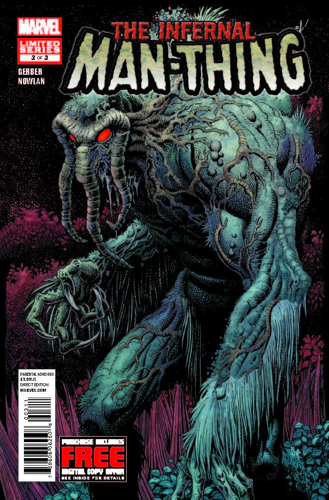 Infernal Man-Thing (2010) #3