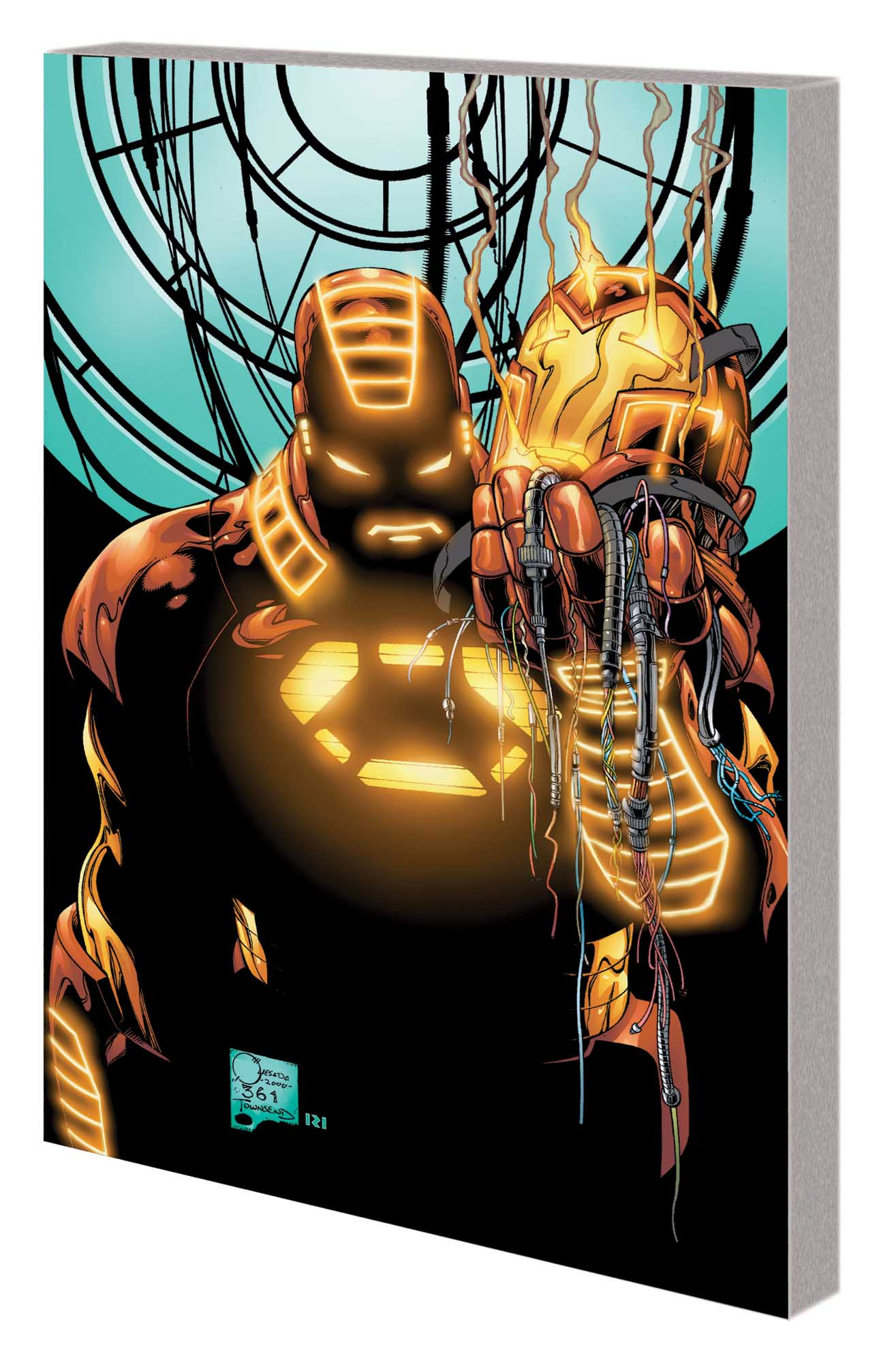 Iron Man by Joe Quesada (Trade Paperback)