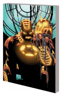 Iron Man by Joe Quesada (Trade Paperback)