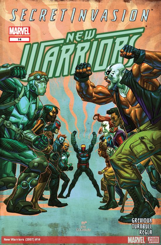 New Warriors (2007) #14