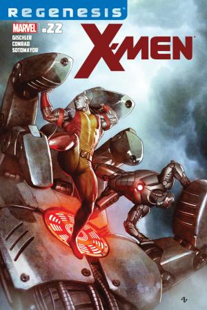 X-Men (2010) #22