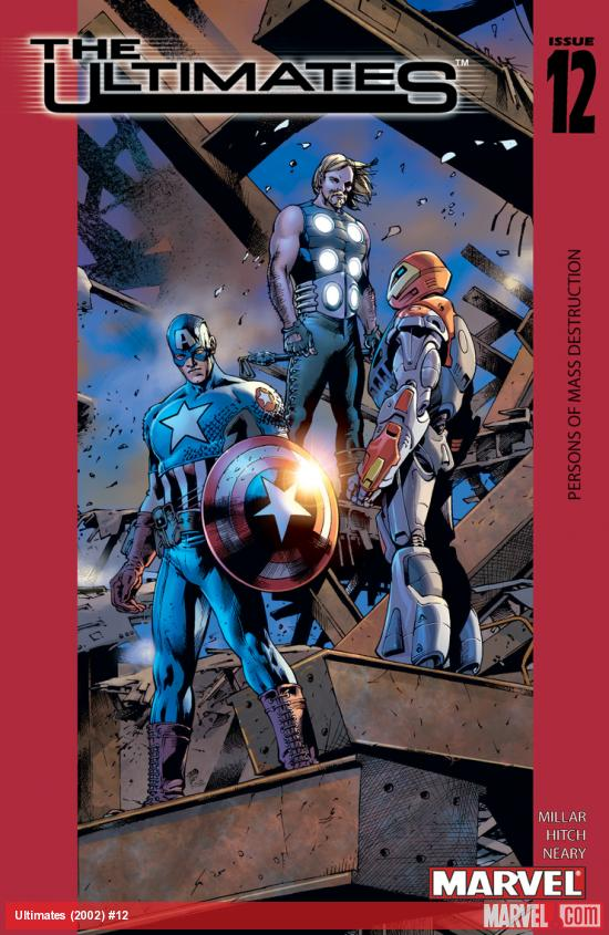 Ultimates Vol. 2: Homeland Security (Trade Paperback)