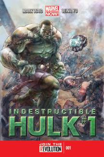 Indestructible Hulk (2012) #1