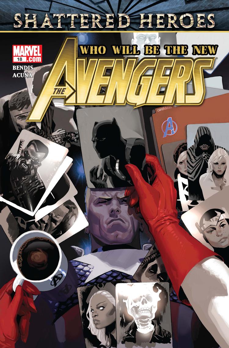 Avengers (2010) #18