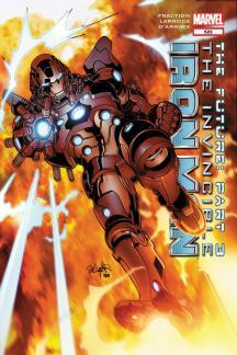 Invincible Iron Man #523