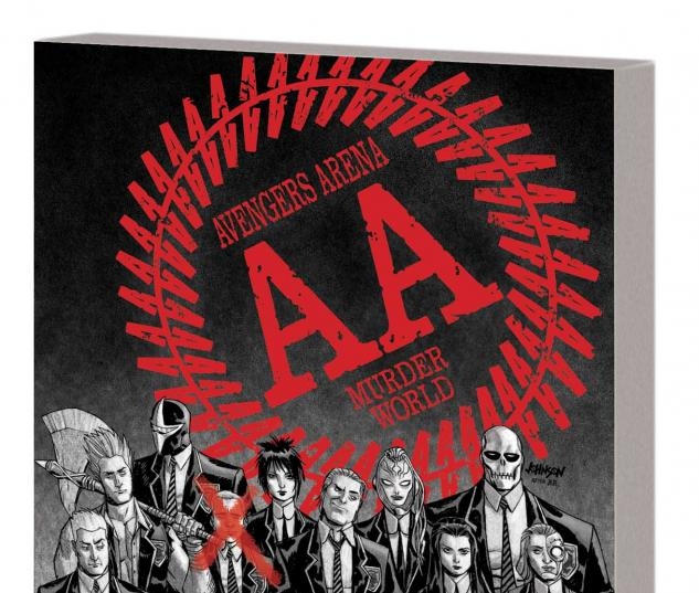 AVENGERS ARENA VOL. 1: KILL OR DIE TPB (MARVEL NOW)