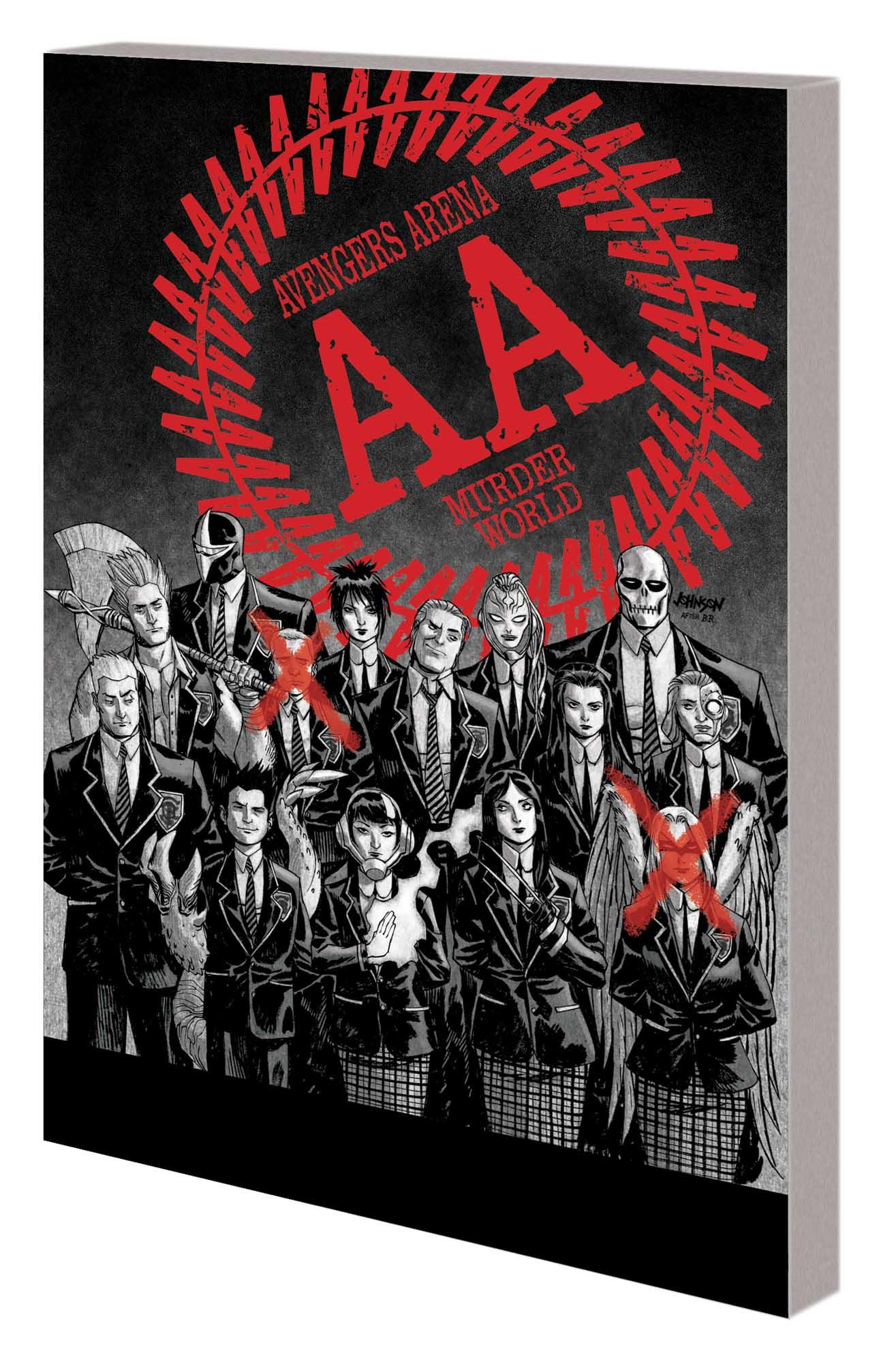 Avengers Arena Vol. 1: Kill or Die (Trade Paperback)