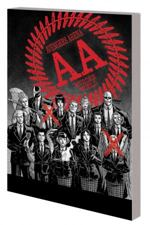 Avengers Arena Vol. 1: Kill or Die (Trade Paperback)