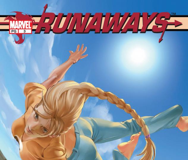 Runaways (2003) #3