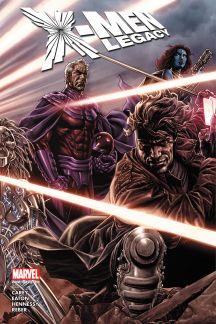 X-Men Legacy #222