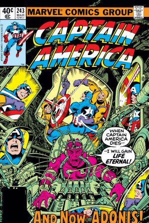 Captain America (1968) #243