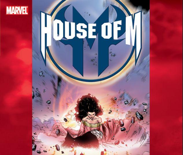 House of M: No More Mutants (2010) HC