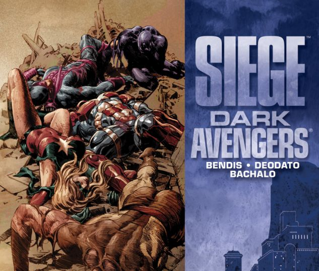 Siege: Dark Avengers TPB
